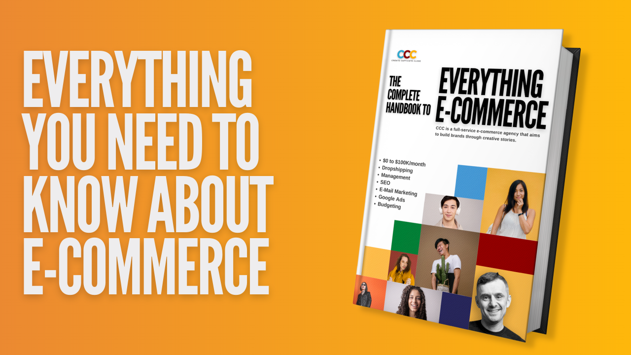 The Complete Handbook to Everything eCommerce | Everything You need to know