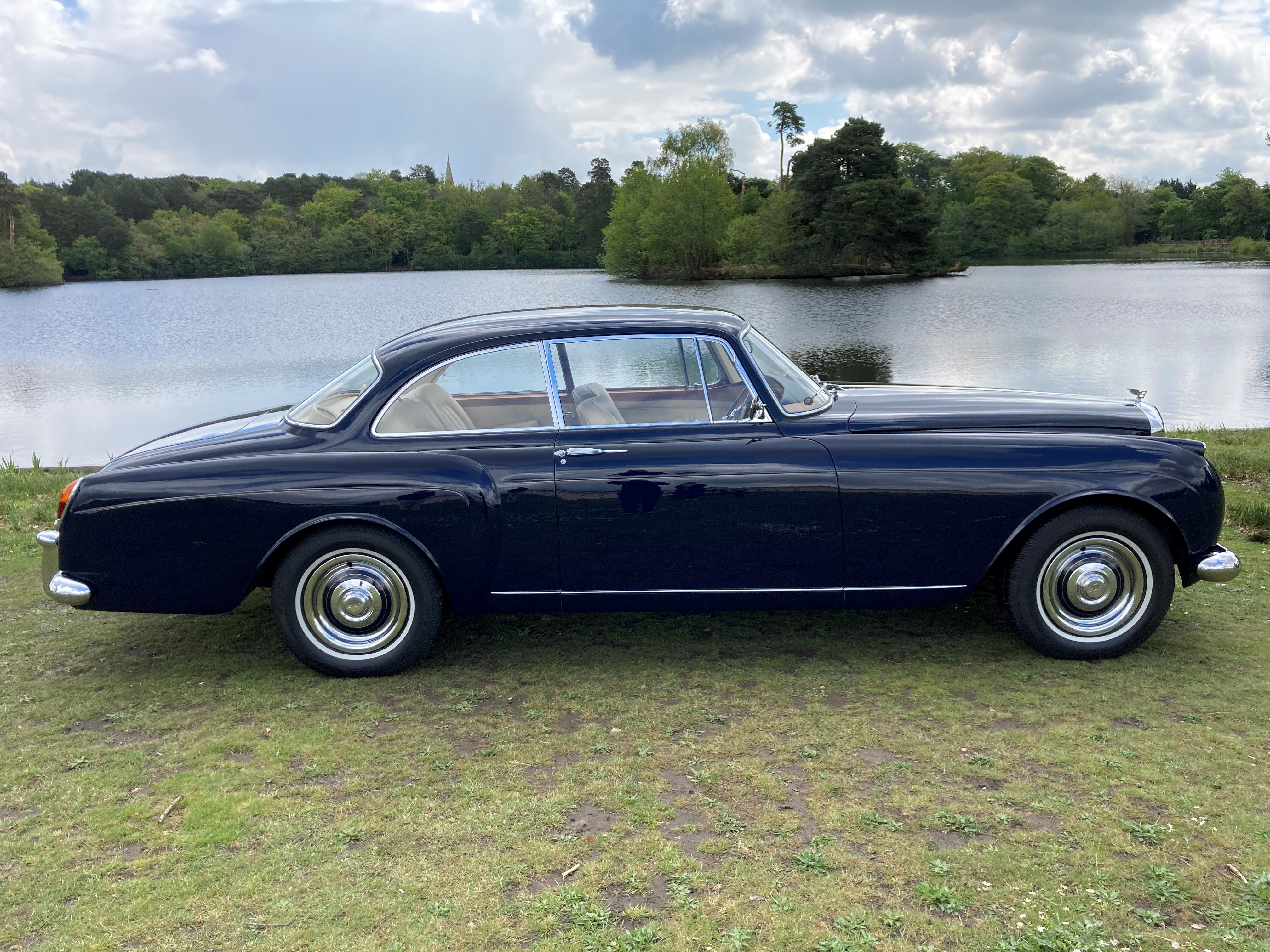 1962 Bentley S2 Continental Coupe by H.J.Mulliner