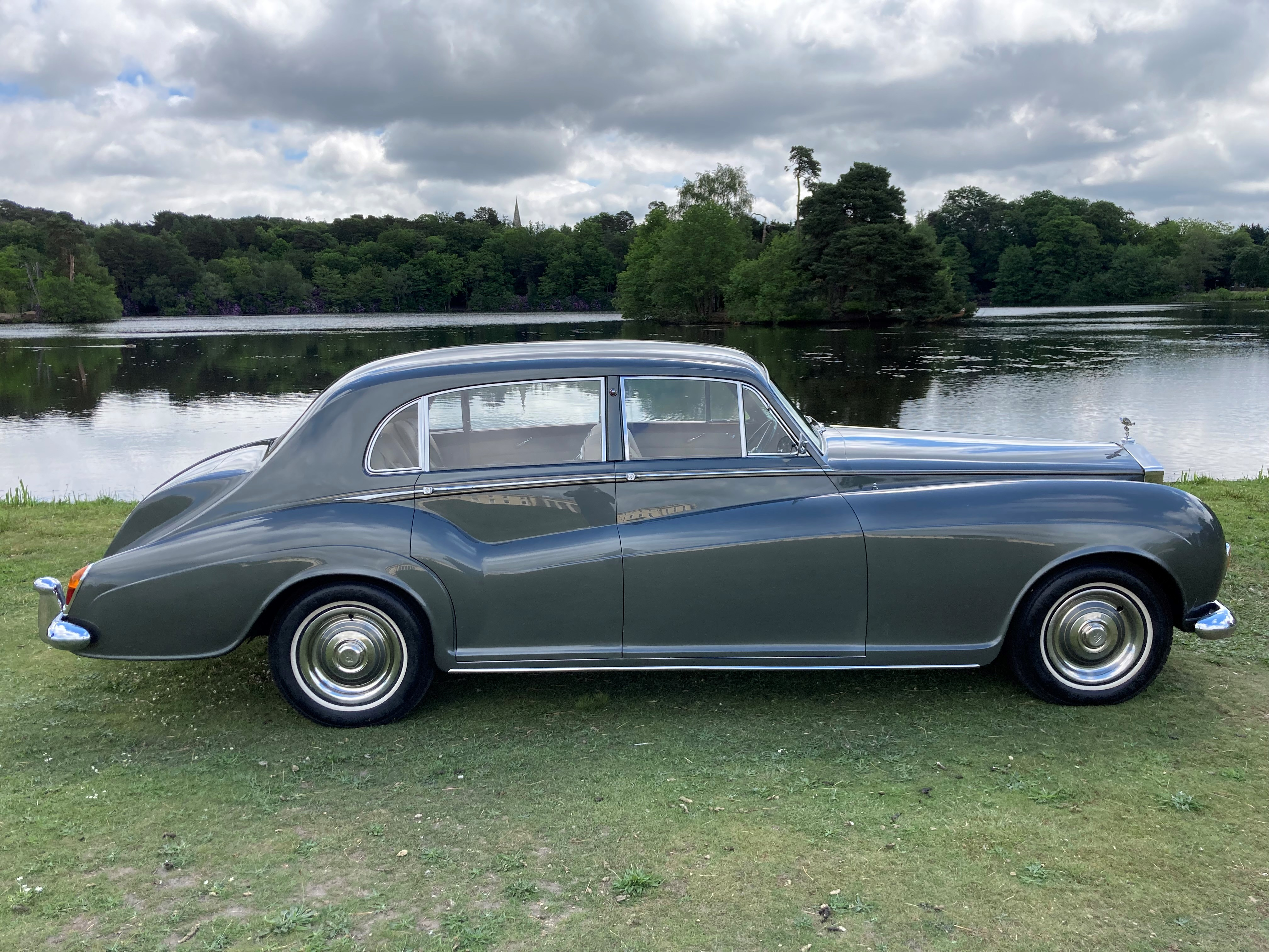 1965 Rolls-Royce Silver Cloud III SCT100 by James Young