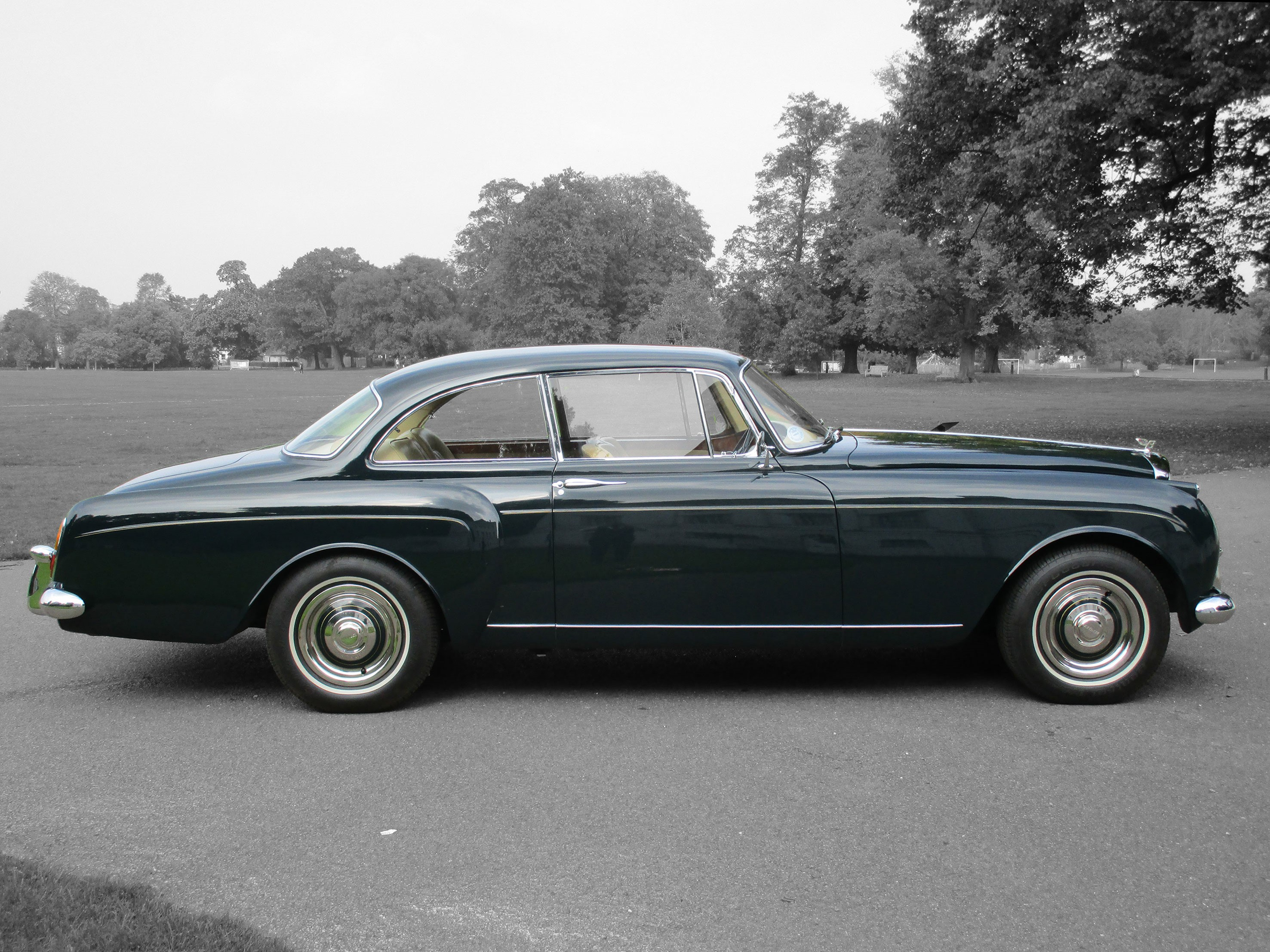 1960 Bentley S2 Continental Coupe by H.J.Mulliner
