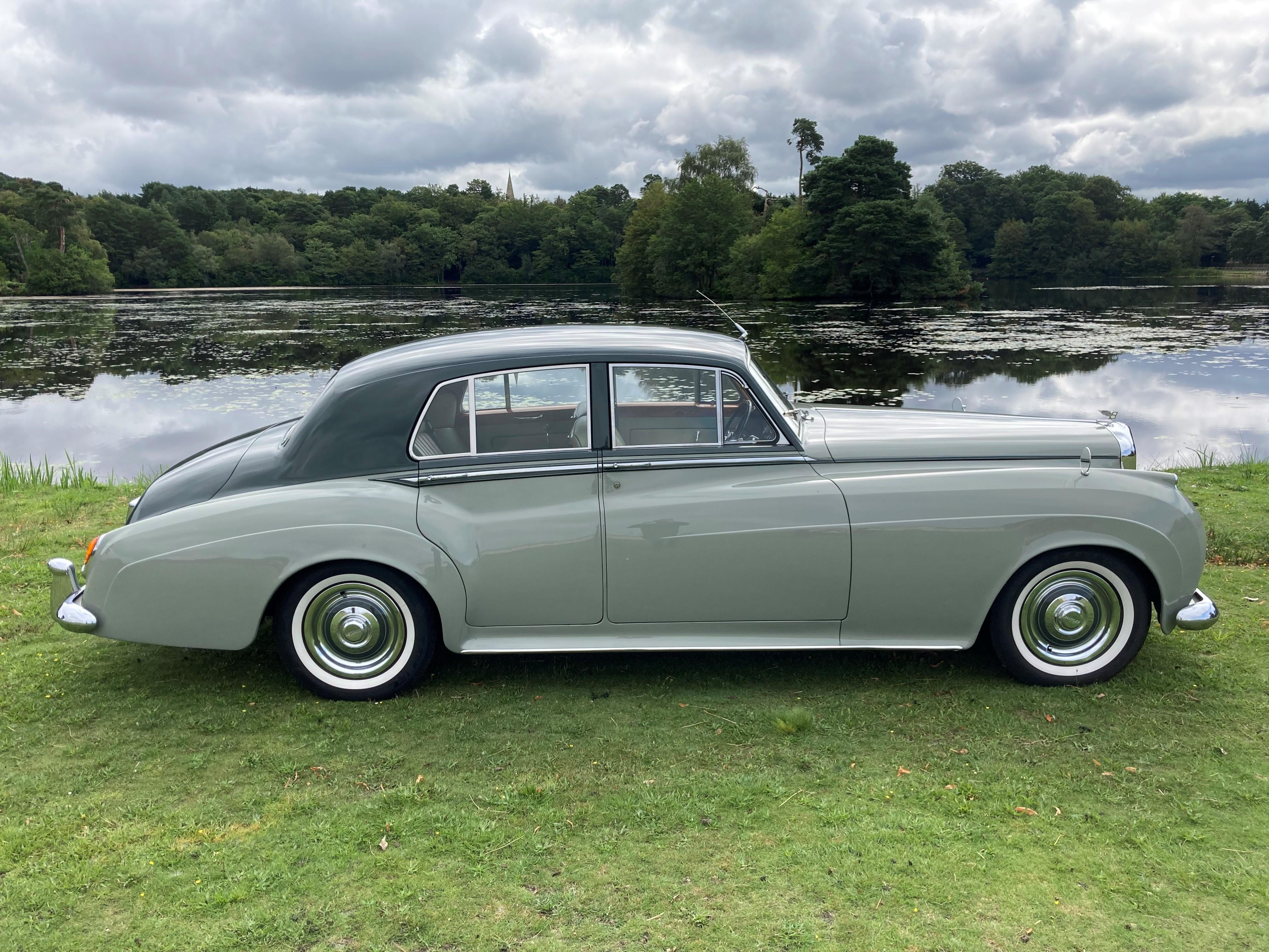 1957 Bentley S1 Standard Steel Saloon