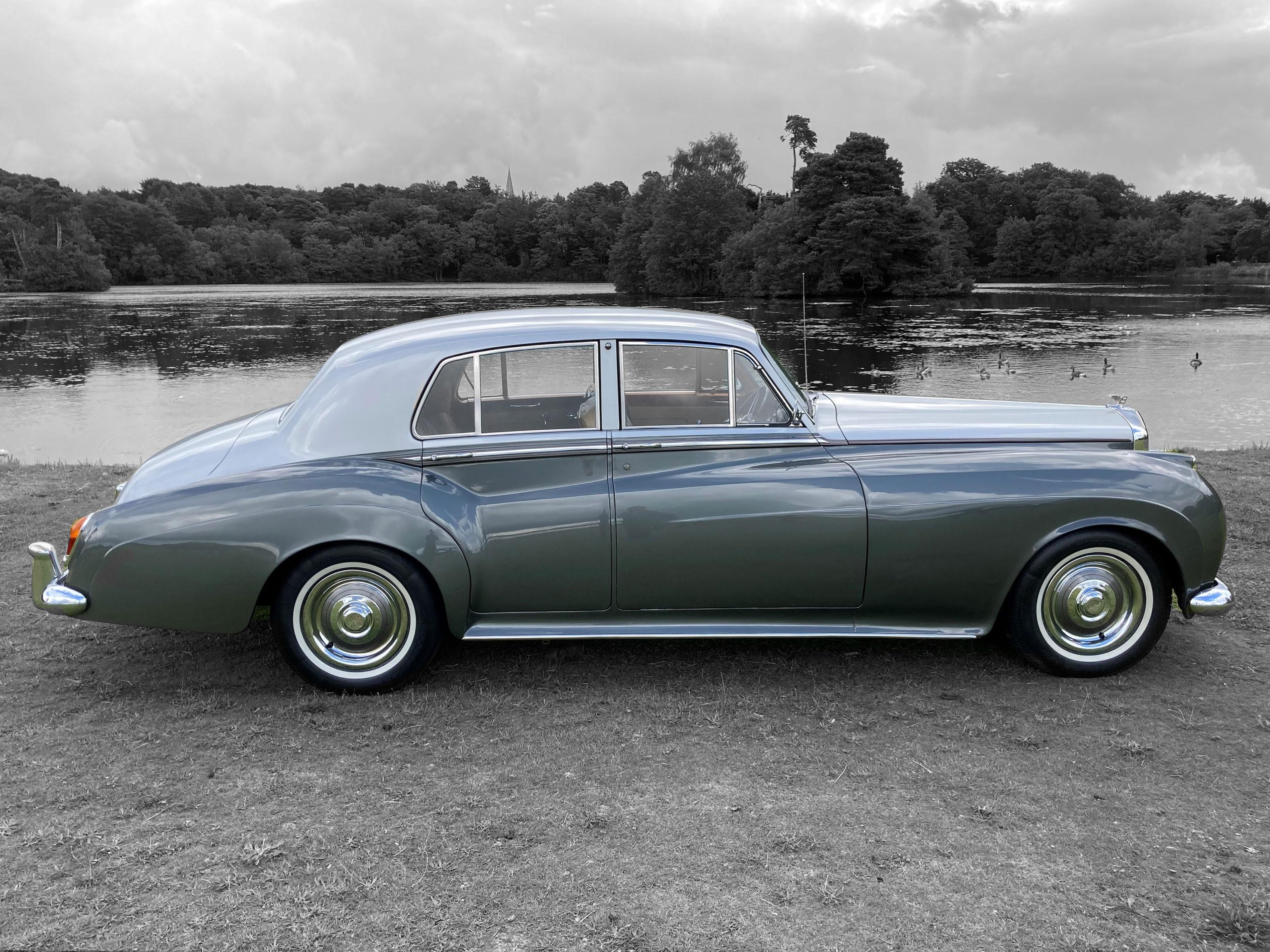 1960 Bentley S2 Standard Steel Saloon