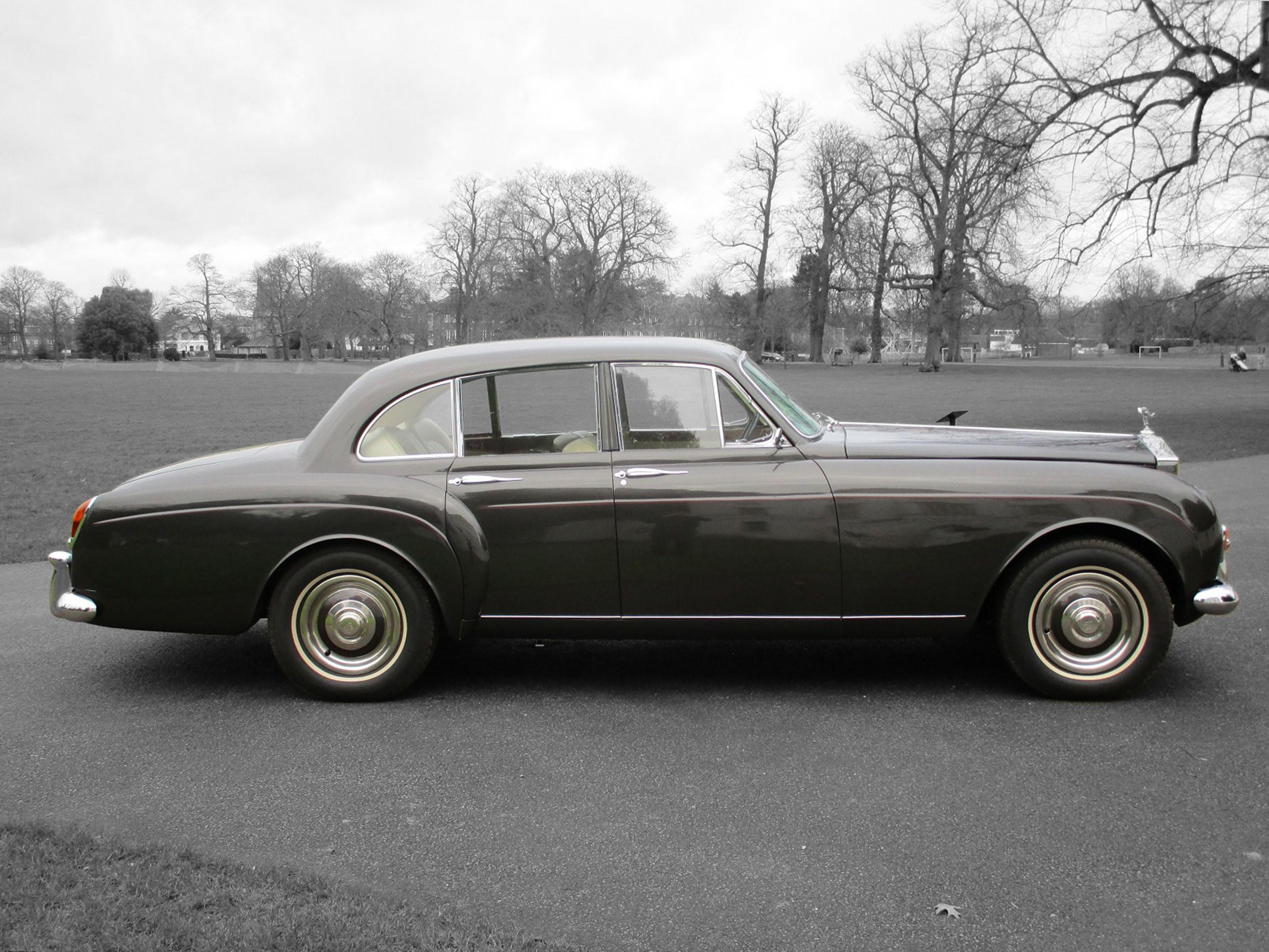 1965 Rolls-Royce Silver Cloud III Sports Saloon by Mulliner/Park Ward