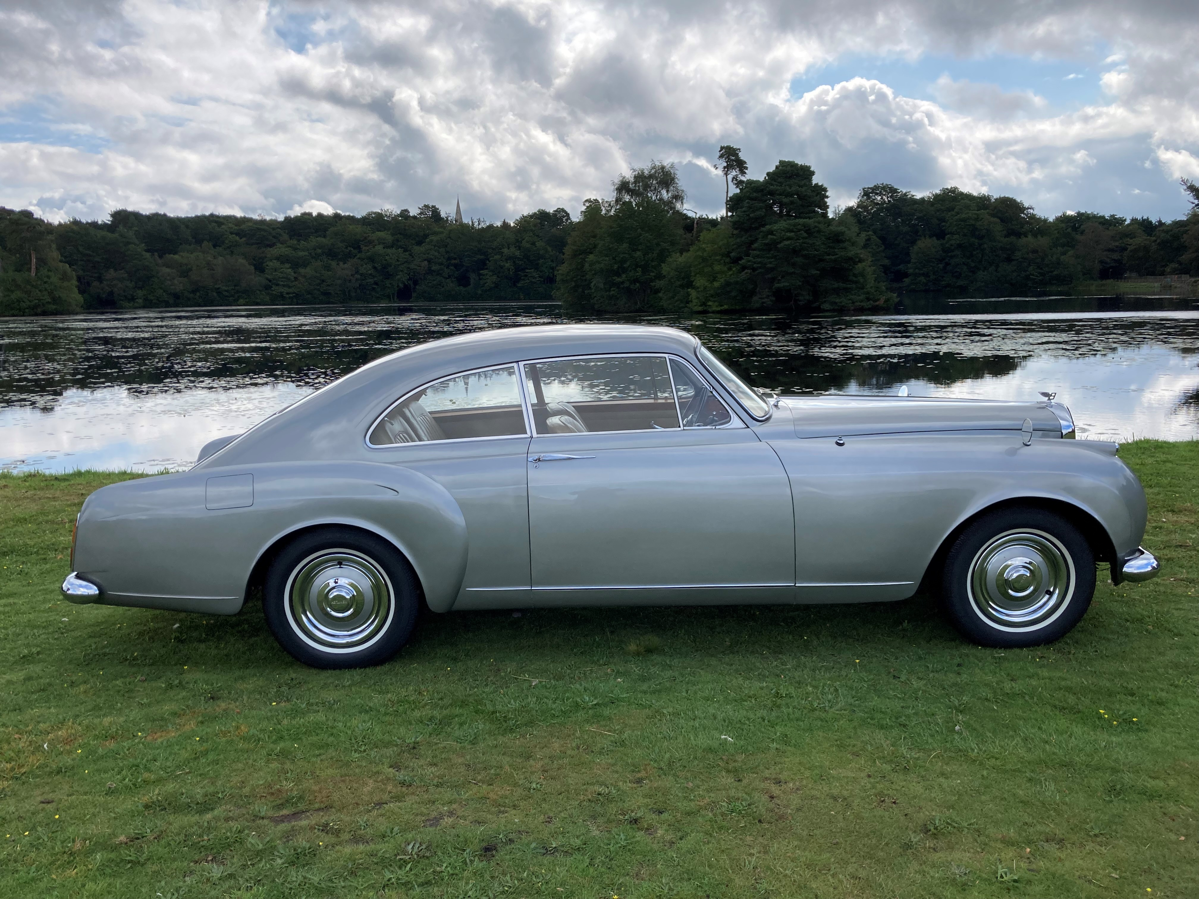 1957 Bentley S1 Continental (High Line) Fastback by H.J.Mulliner