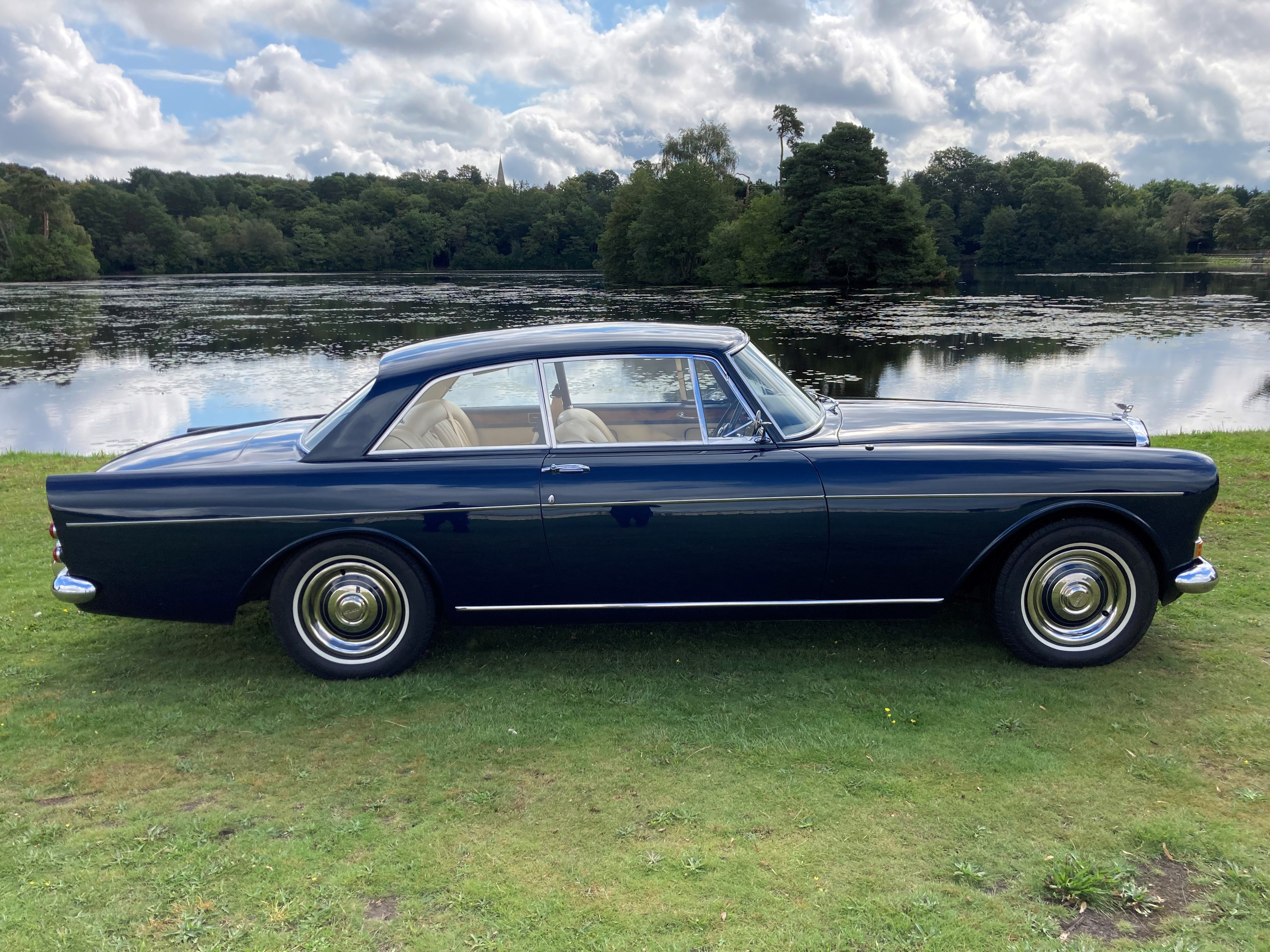 1965 Bentley S3 Continental Coupe by Mulliner/Park Ward