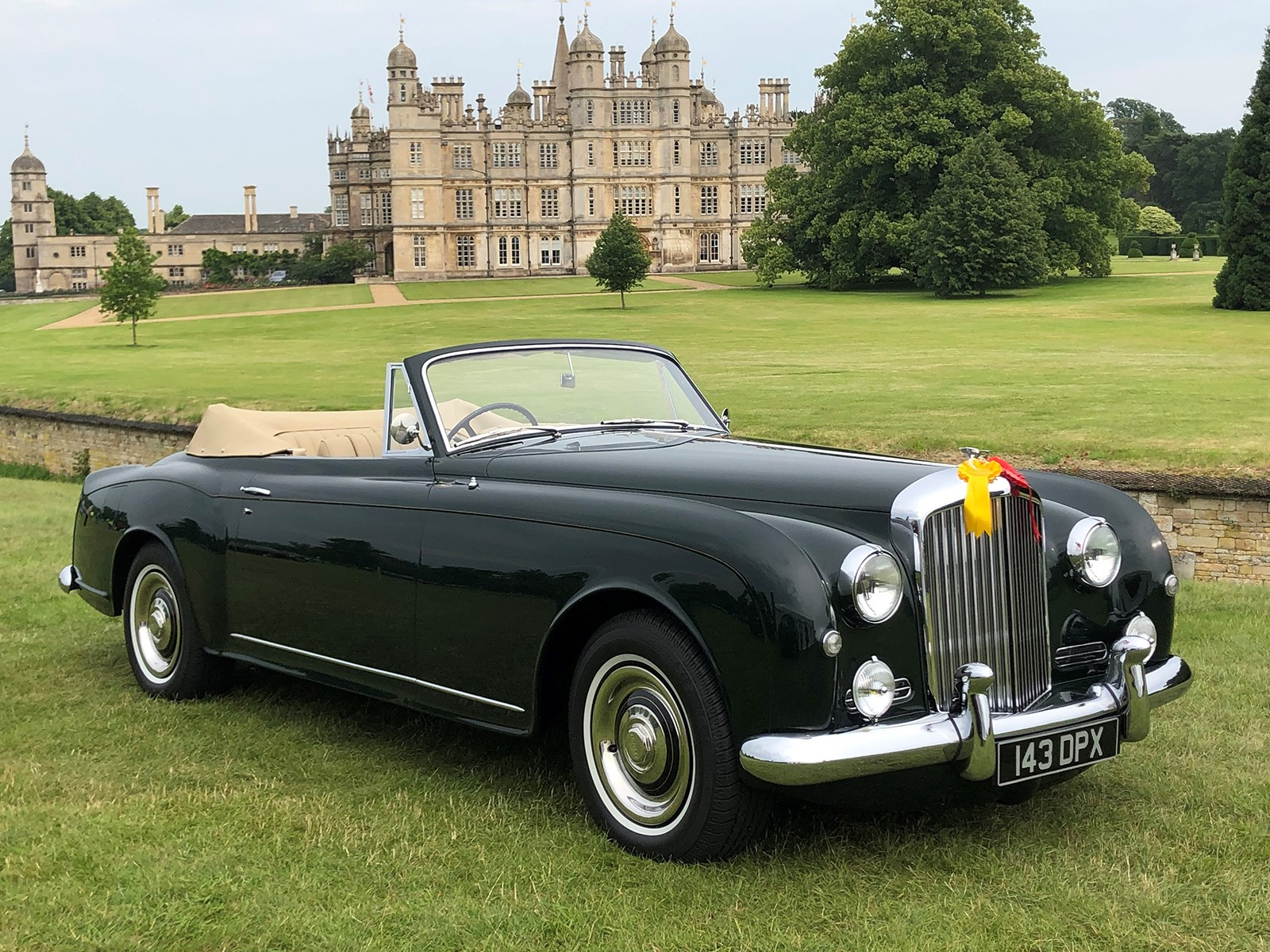 Restoration for modern and classic Bentley and Rolls-Royce cars