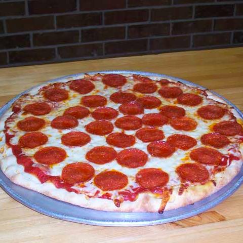 "Pizza - ""The Bridget"""