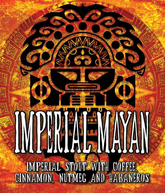Oddside Mayan Mocha Stout