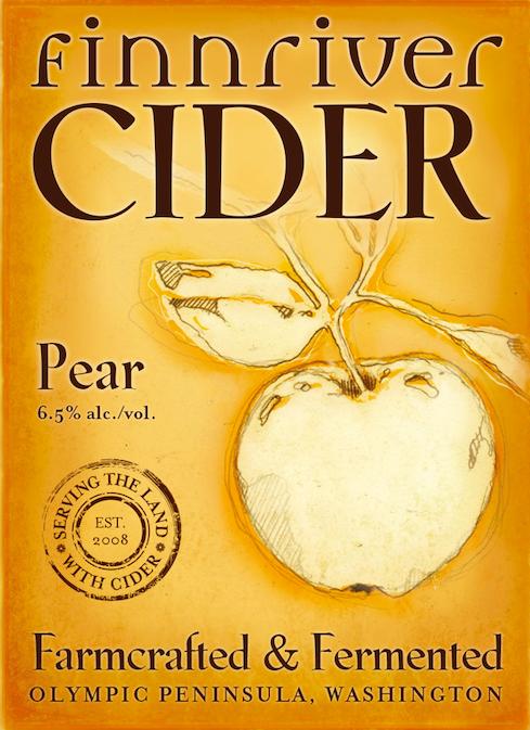 Finn River Pear Cider