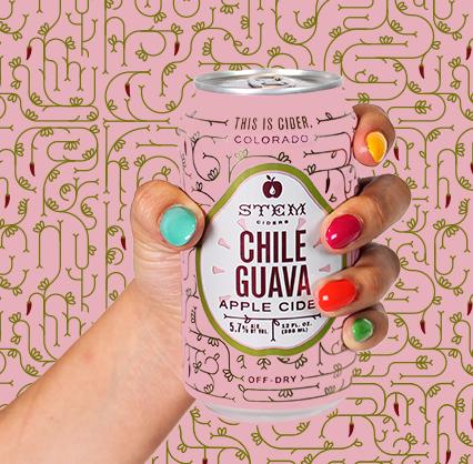 Stem Chile Guave Cider
