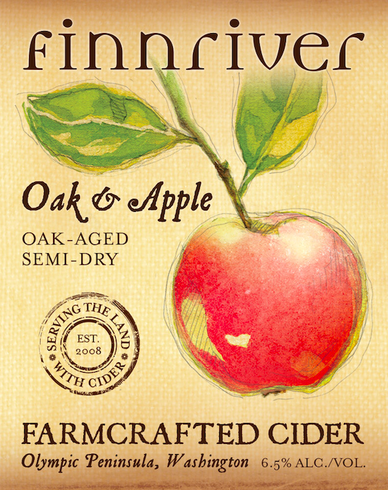Finn River Oak and Apple Cider
