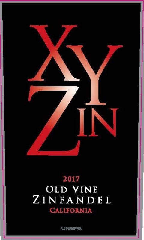 XYZ Old Vin Zinfandel