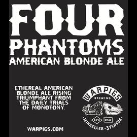 War Pigs 4 Phantoms Blonde Ale