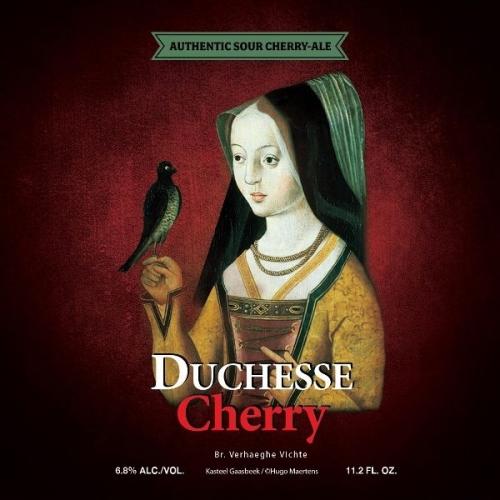 Duchesse De Bourgogne Cherry