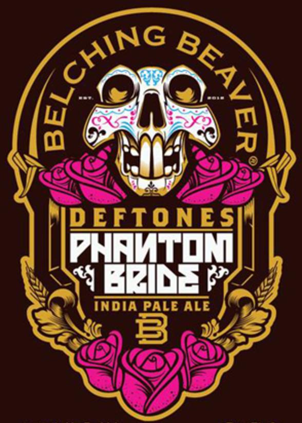 Belching Beaver Phantom Bride