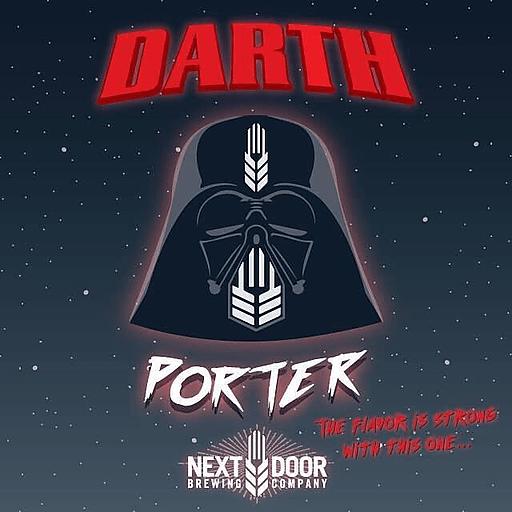 Next Door Darth Porter