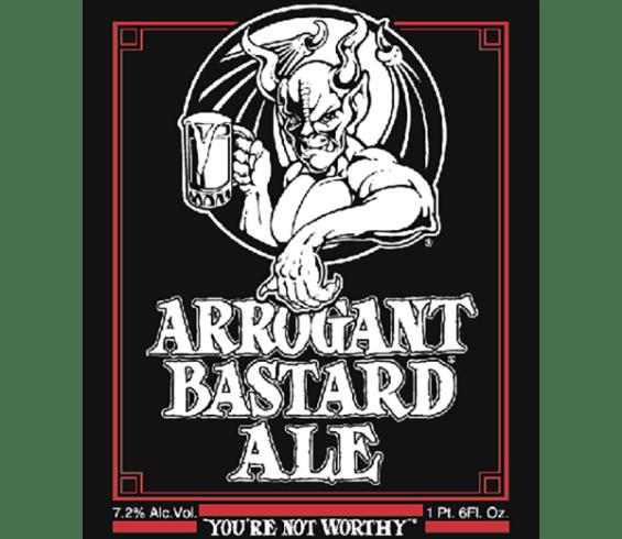 Stone Arrogant Bastard