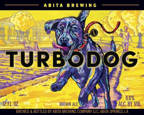 Abita Turbo Dog