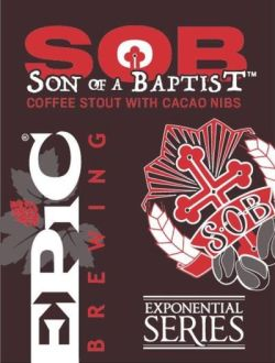 Epic Son of a Baptist