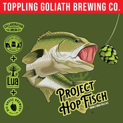 Toppling Goliath Project Hopfisch