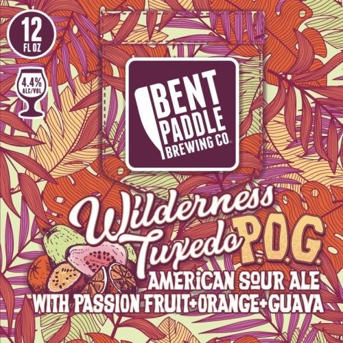 Bent Paddle Wilderness Tuxedo P.O.G.