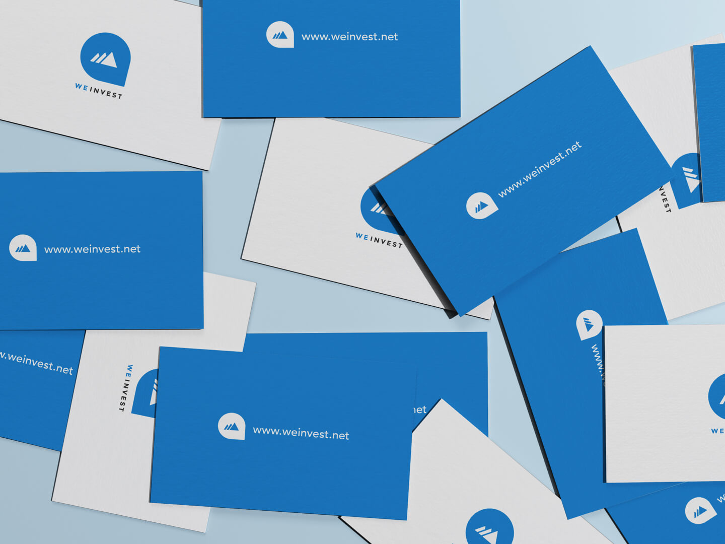 WeInvest Business Cards