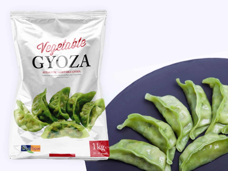 Freshpack Vegetable Gyoza