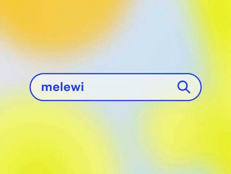 Melewi Social Media