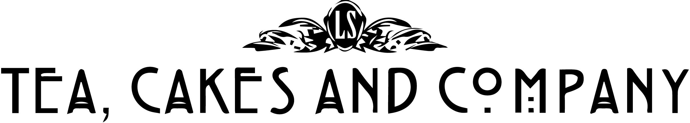 Logo Tea,cakes and company