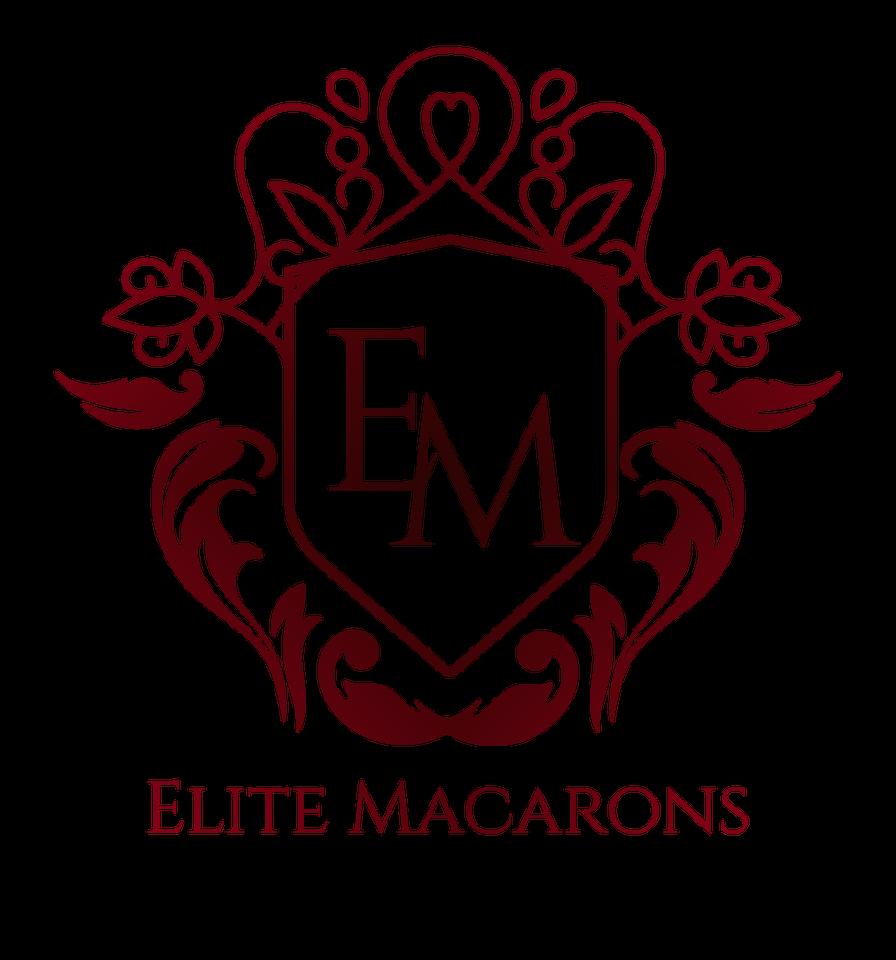 Logo van Elite Macarons