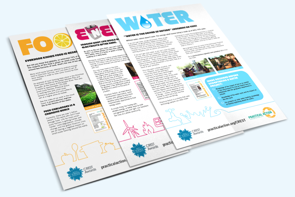 Graphic designer for Educational resources