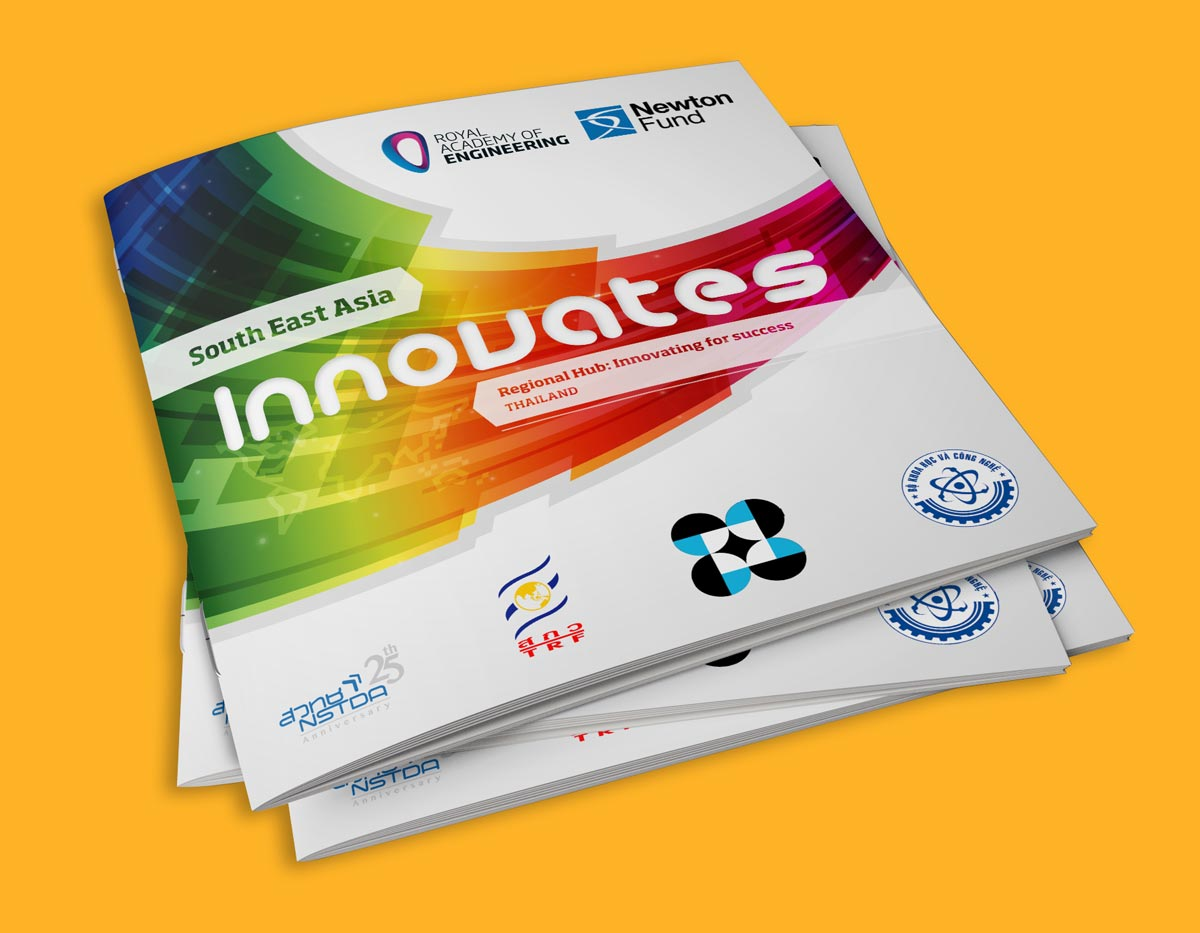 Brochure graphic design in Coventry
