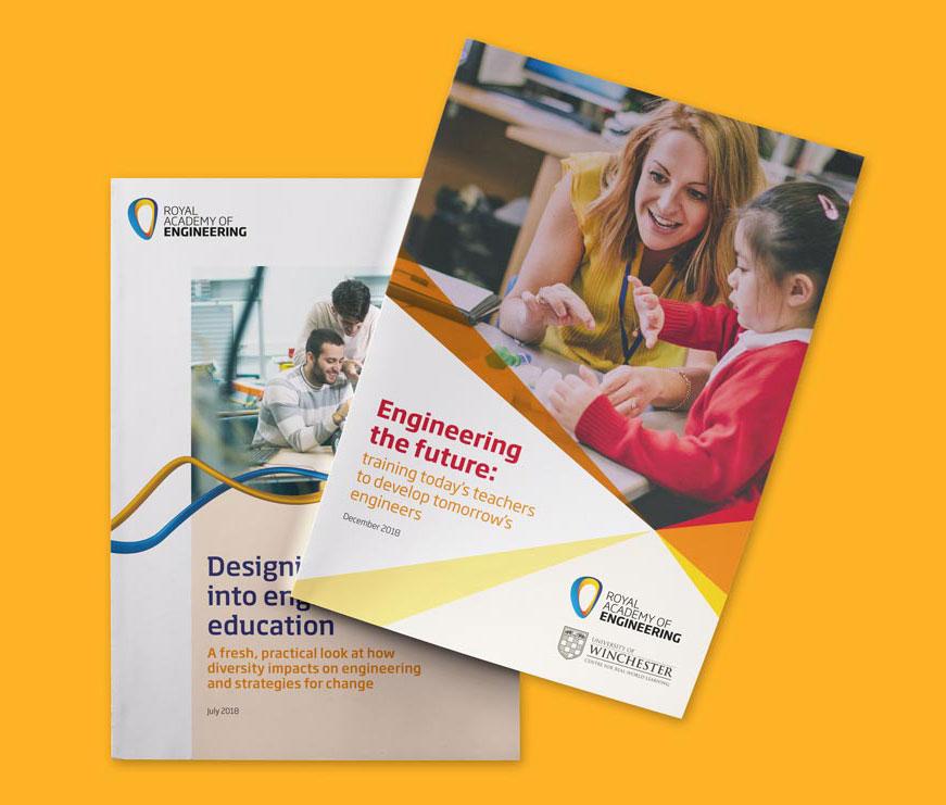 Graphic designer for training manuals
