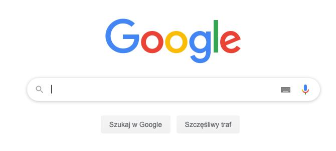formularz google