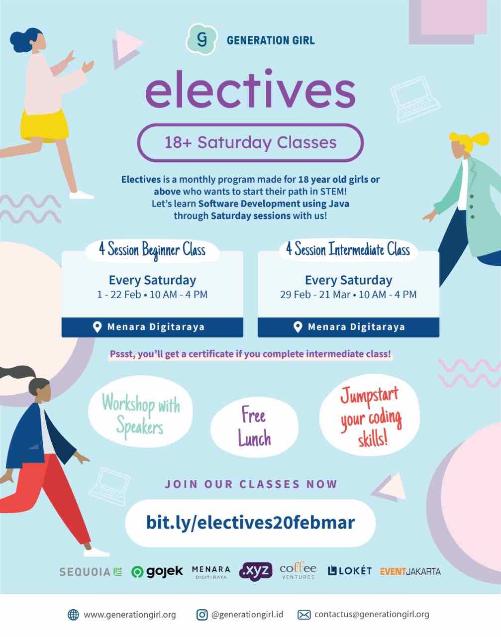 electives poster