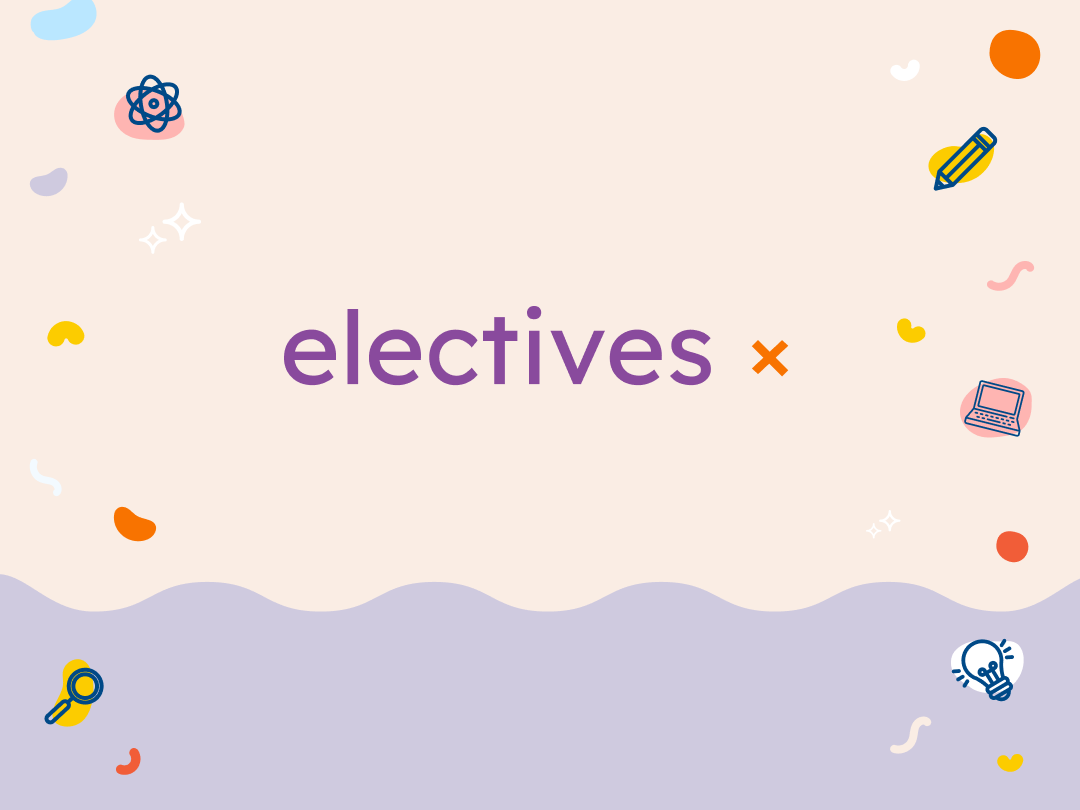 electives x poster image