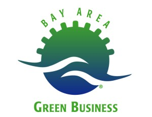 Bay Are Green Business Logo