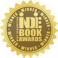 Indie Book Awards Winner