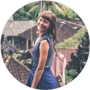 Happy Balidriver Client Michelle