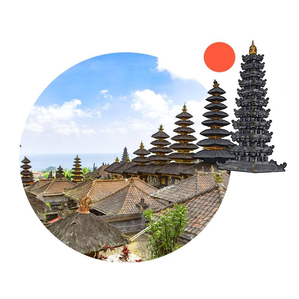 Pura Besakih - The Mother Temple of Bali
