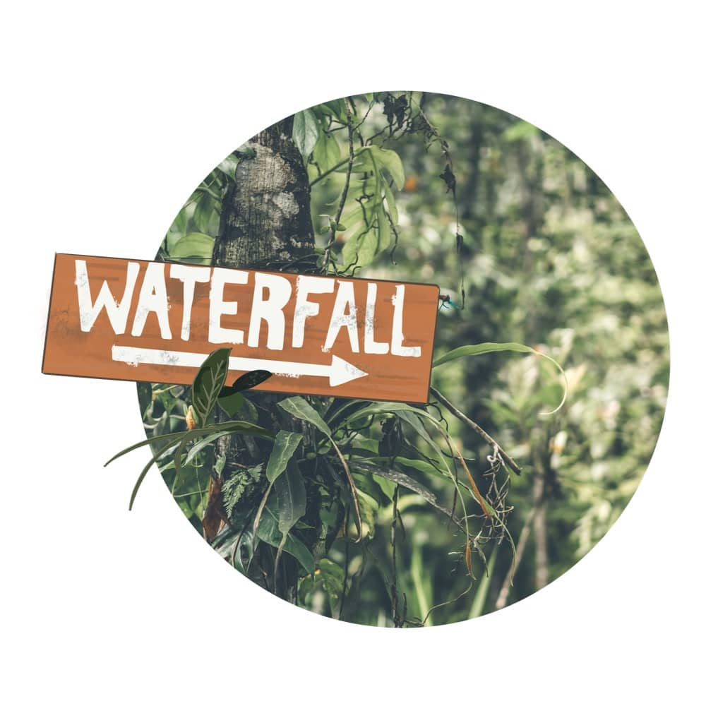 Things To Know When Visiting A Bali Waterfall