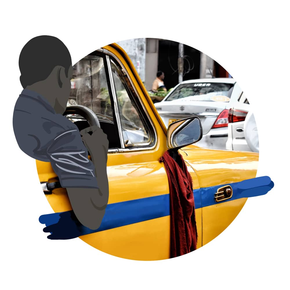 Check prices first before taking a bali taxi