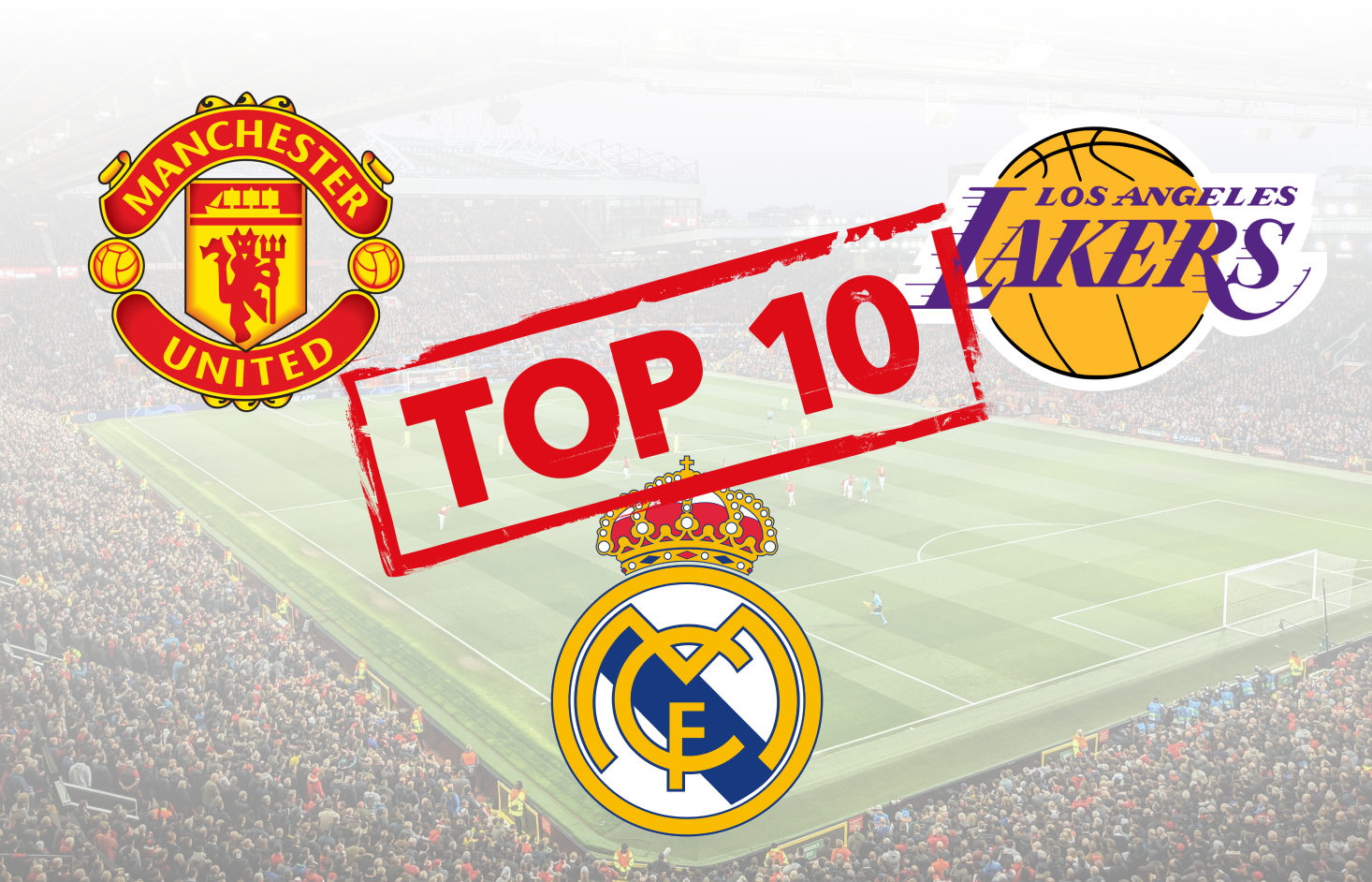 SponsorPulse Content Series | Top 10 Most Marketable Sport Teams in the world