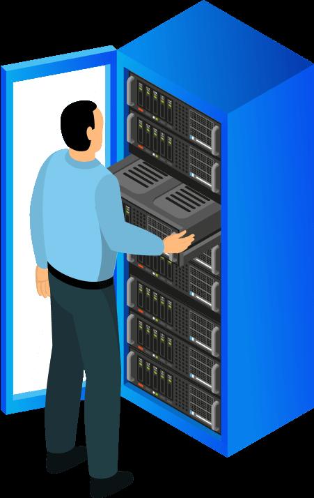 servers rig | FluidStack cheap gpu rent compute cloud aws gcp