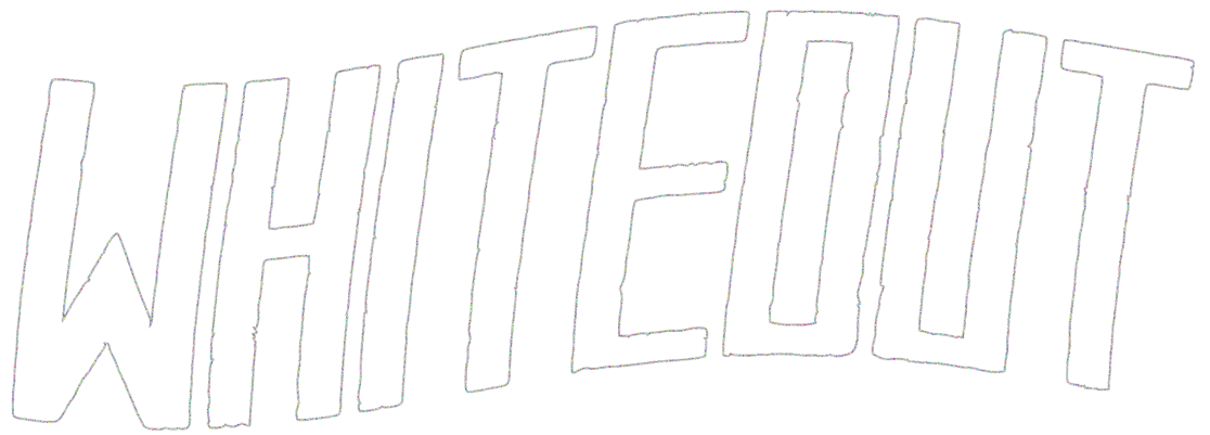 Logo of the metalcore band whiteout