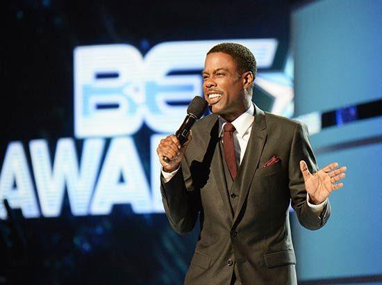 音乐类颁奖典礼上拿歌手开涮才是最开心的事儿——Chris Rock 三段颁奖典礼开场段子