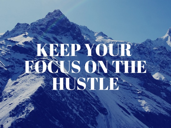 创业者走向成功都是从他们选择听HIP-HOP音乐开始的 #Keep Hustlin'