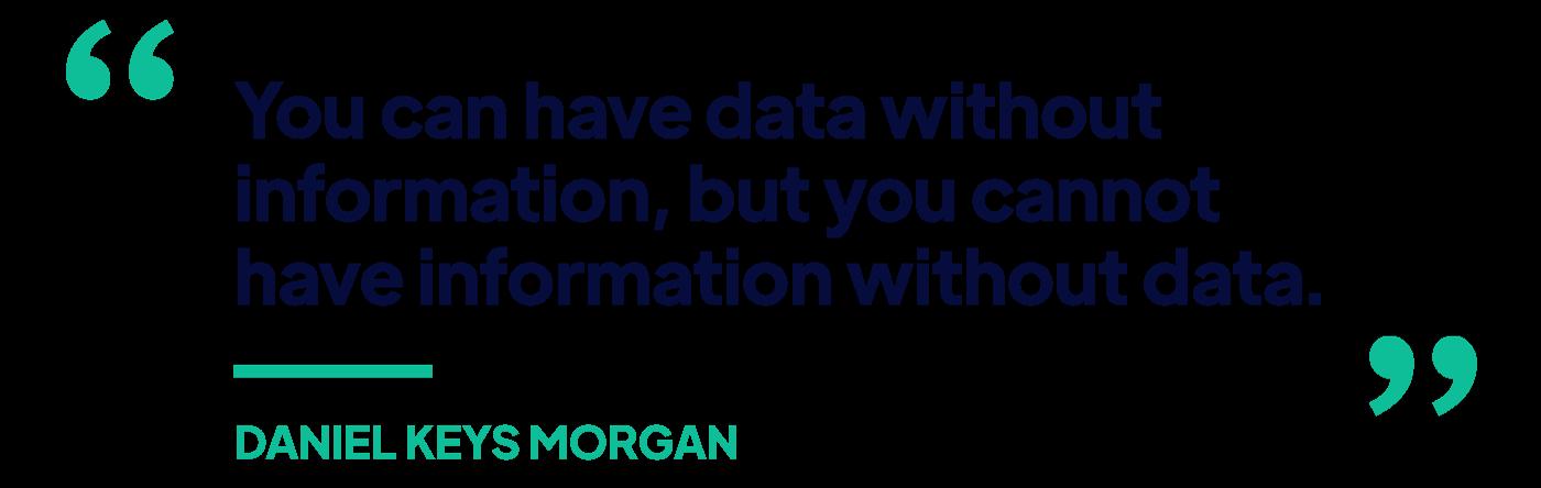 Daniel Keys Morgan quote