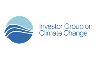 Investor Group on Climate Change Logo