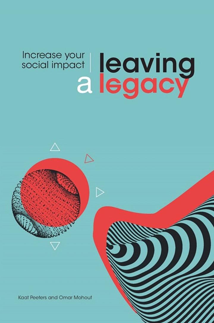 Afbeelding van Expert Talk : Kaat Peeters inclusief boek Leaving a legacy